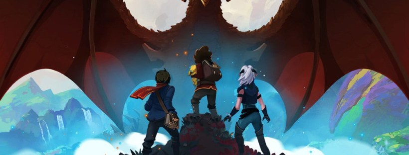 The Dragon Prince PC Netflix